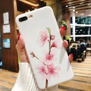 BOGO 50%off - iPhone 7/8/X/XS/Max/XR Floral